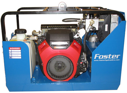 Gas Hydraulic Power Unit tools
